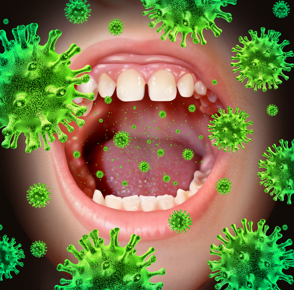 Bacteria That Lives In Your Mouth